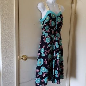 Nwt Marc Jacobs Normandy Sun dress